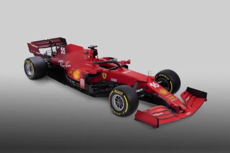 2021年型フェラーリF1マシン『SF21』公開!