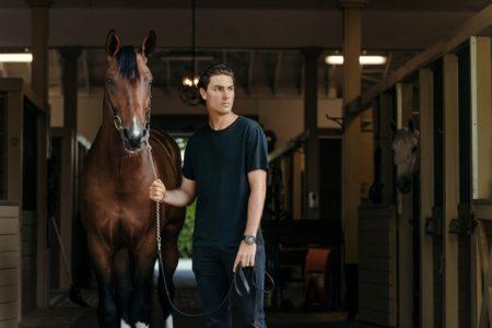 馬場馬術 障害飛越競技の若き天才、カルロス・ハンク・ゲレイロがリシャール・ミル ファミリーに加わった