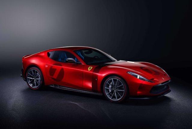 Ferrari Omologata ワンオフモデル