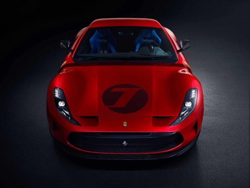 Ferrari_Omologata ワンオフモデル
